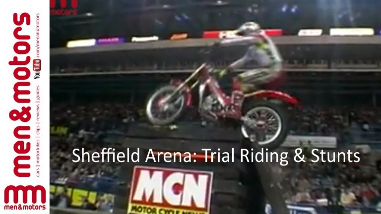 Classic Trial – Sheffield Indoor Trial 1997