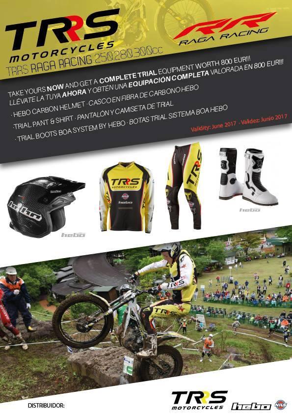TRS Motocykle – promocja w czerwcu