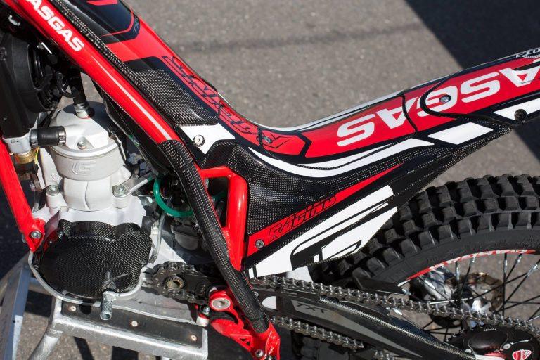 100% carbon – części dla motocykli Trial