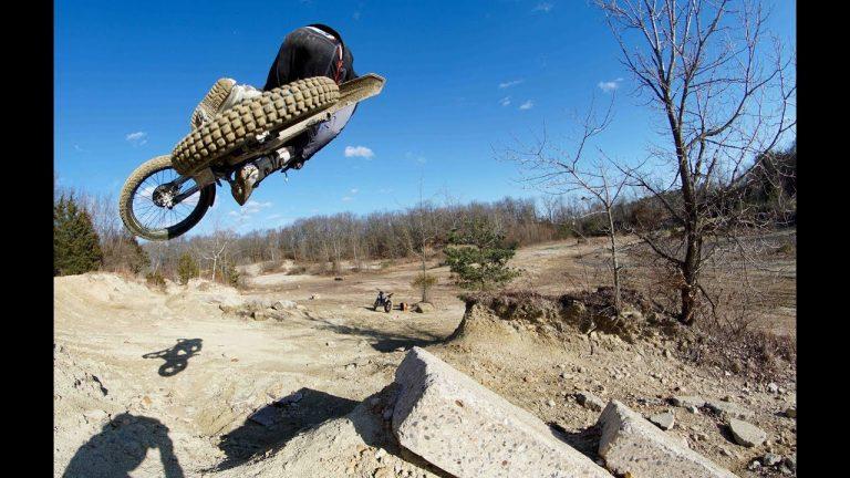 Pat Smage – Trial motocyklowy & freeride 2017